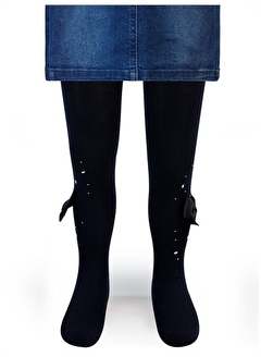 Katamino Artı Kız Çocuk Külotlu Çorap 3-11 Yaş Lacivert Artı Kız Çocuk Külotlu Çorap 3-11 Yaş Lacivert